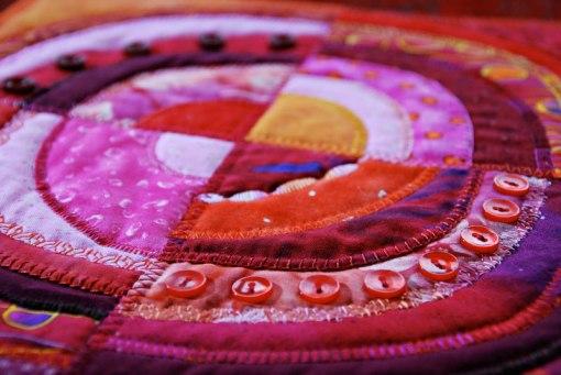 Detalj ur Embryo • Anita Fors