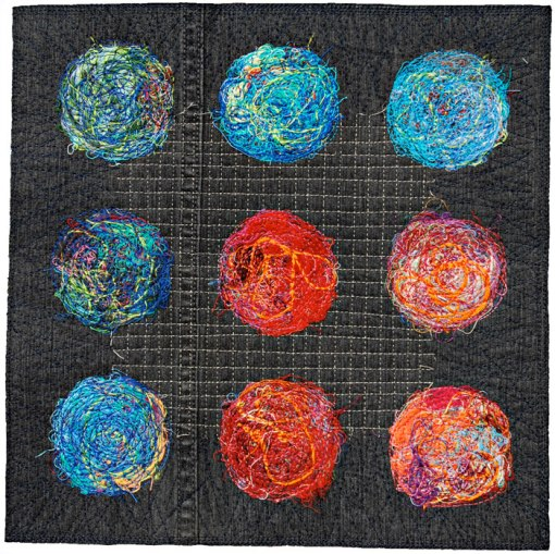 Visklek 2 • 30 x 30 cm • Anita Fors – # 4