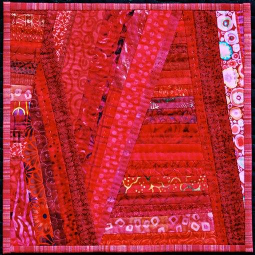 Passion • 30 x 30 cm • Patricia Visser