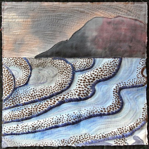 Boken • 30 x 30 cm • Ingrid Petrini
